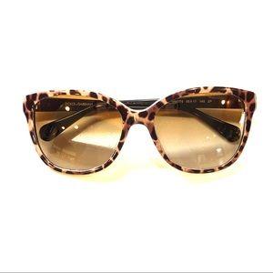 DOLCE & GABANA   Tortoise Shell Sunglasses